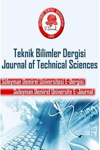 SDÜ Teknik Bilimler Dergisi