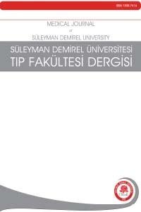 SDÜ Tıp Fakültesi Dergisi